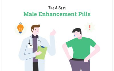 A Medical Review of the Top 6 Male Enhancement Pills (Best Sex Pills for Men)