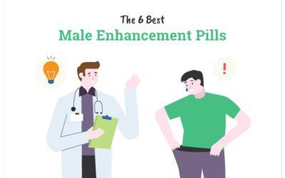 A Medical Review of the Top 6 Male Enhancement Pills (Best Sex Pills for Men)